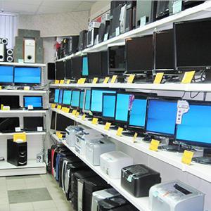 Компьютерные магазины Тучково