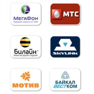 Операторы сотовой связи Тучково