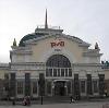 Железнодорожные вокзалы в Тучково