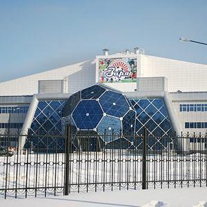 Спортивные комплексы Тучково