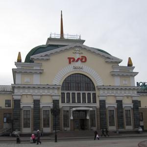 Железнодорожные вокзалы Тучково